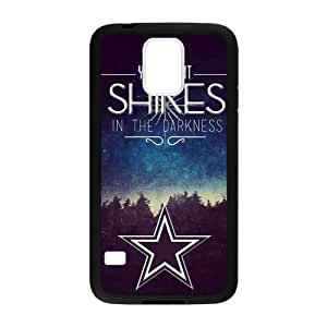 "Canting_Good ""Stars Can't Shine Without Darkness"" Custom Case Shell Cover for Samsung Galaxy S5 (Laser Technology)"
