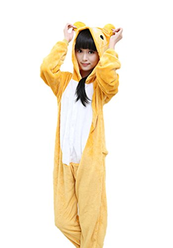 bear onesie for teens - 2