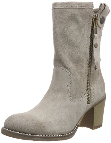 Tamaris 25024, WoMen Cold Lined Classic Boots Short Length Gray - Grau (Stone 231)