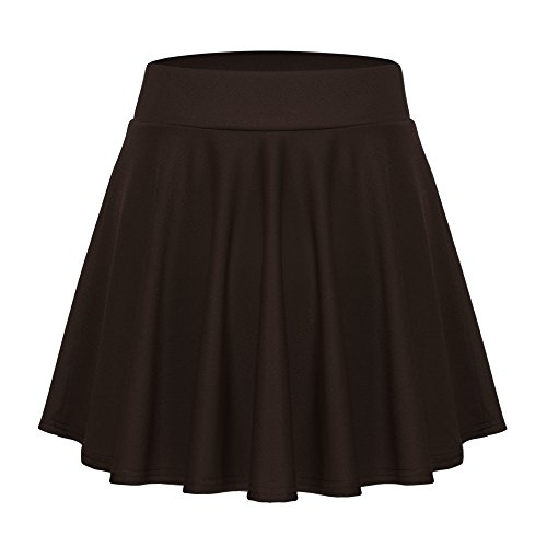 Buy dress with a flared skirt - 8