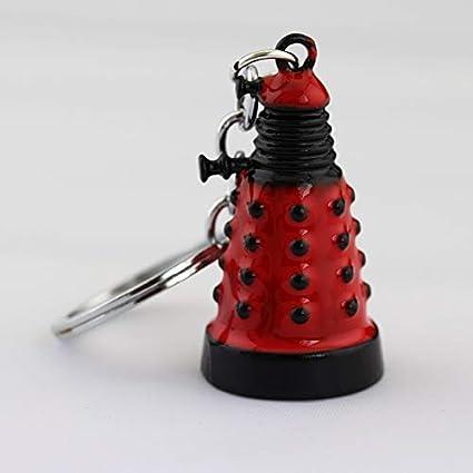 CLEARNICE Llavero Joyería Doctor Who Llavero Misterioso Dr ...