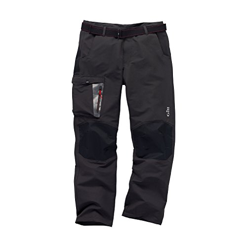 GILL Race Trousers - Graphite 34