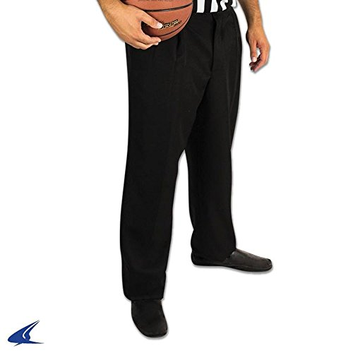 CHAMPRO REF Basketball Officials' Pant Black Adult 42