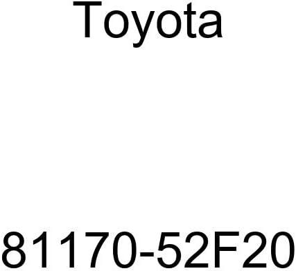 Toyota 81170-52F20 Headlamp Unit Assembly
