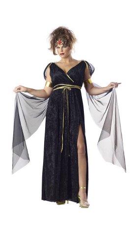 (California Costumes Collection Women's Medusa Plus Size Costume Multicoloured)
