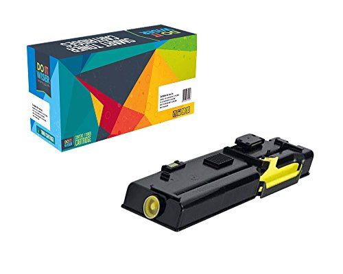 Do it Wiser Compatible High Yield Toner Cartridges Replacement for Dell C2660 C2660dn C2665dnf 5-Pack Photo #2
