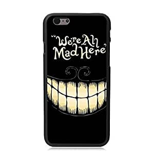 """For iPhone 6 Case, Fashion Smiling Face Pattern Protective Hard Phone Cover Skin Case For iPhone 6 (4.7"""") + Screen Protector"""
