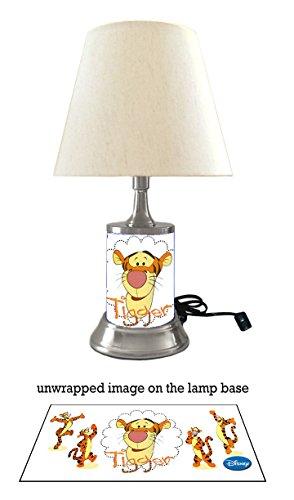 Disney Tigger Lamp with Shade ()