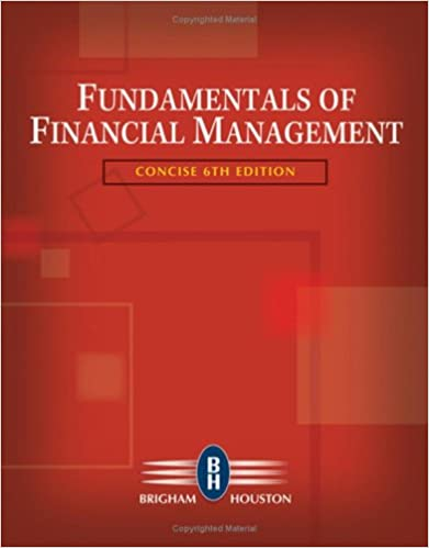 Amazon. Com: fundamentals of financial management, concise 6th.