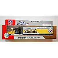 Fleer 2002 LIMITED EDITION NFL Team Collectible 1:80 Scale Diecast Kenworth… photo