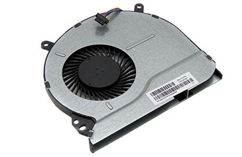 HP Pavilion Sleekbook 14 15 Series Laptop CPU Cooling Fan 702746-001 Genuine (Hp Sleekbook 14)