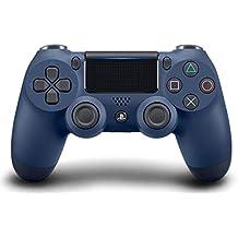 Ps4 - Controle Sem Fio Dualshock 4 - Azul Midnight