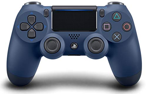 DualShock 4 Wireless Controller for PlayStation 4 - Midnight Blue (Top Playstation 2 Games Of All Time)