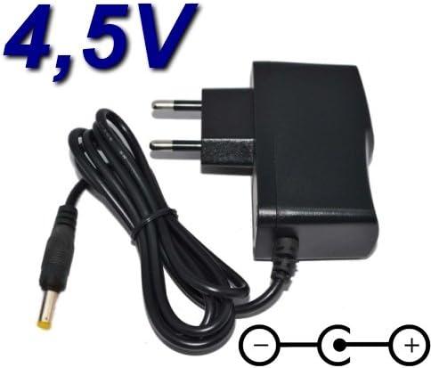 cargador de 4,5 V para procesador de efectos Korg Mini Kaoss Pad 2 TopChargeur Adaptador de alimentaci/ón