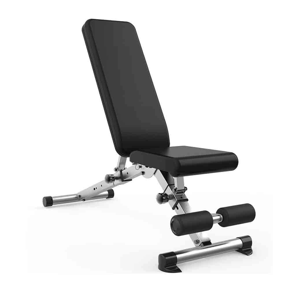 Schwerkrafttrainer Fitness Stuhl Hantelbank Home Multifunktions Sit-up Board Bauch Fitnessgeräte Klappbank Bank