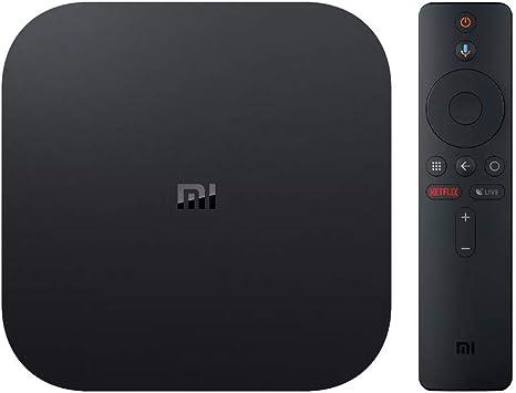 Xiaomi MDZ-22-AB Mi TV Box S - Streaming Player, Black: Amazon.es: Electrónica