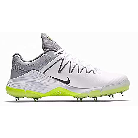 quality design f561d 19bf7 Buy Nike Domain 2 Cricket Shoes (UK 9 US 10) Online at Low Prices in India  - Amazon.in