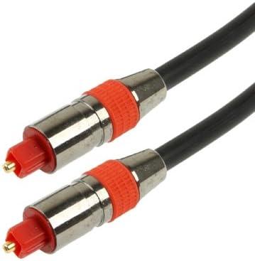 6.0mm Color : Color1 Digital Audio Optical Fiber Toslink Cable OD