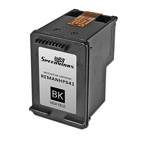 Speedy Inks - Remanufactured replacement for HP 60XL CC64...