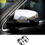 Cocas for Jeep Grand Cherokee 2011 2012 2013 2014 2015 2016 2017 Chrome Rearview Door Side Rear View Mirror Trim Cover Car Styling
