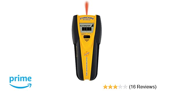 Zircon MultiScanner i320 OneStep Center-Finding Stud Finder with Metal Scanning and DVD How-To Guide - Stud Finders And Scanning Tools - Amazon.com