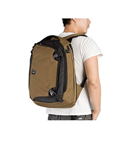 Crumpler The DRY RED NO 5 Camera backpack Laptop bag(beech/black) DR5001-T01G50
