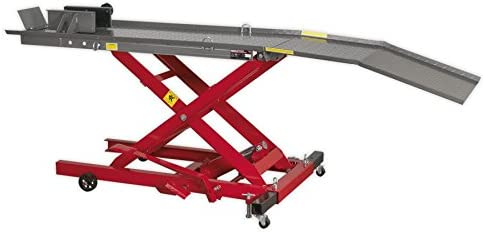 Best Motorcycle Lift Table in the UK
