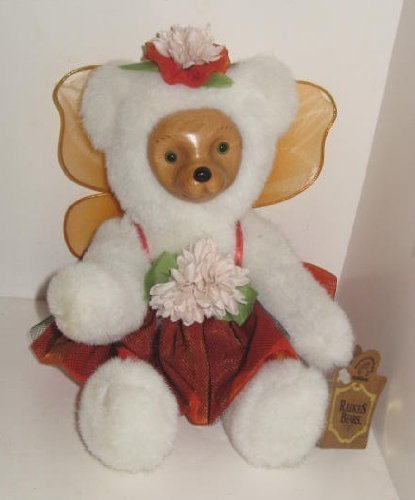 Raikes Bears Autumn Flower Fairy - Box COA 1993 Edition