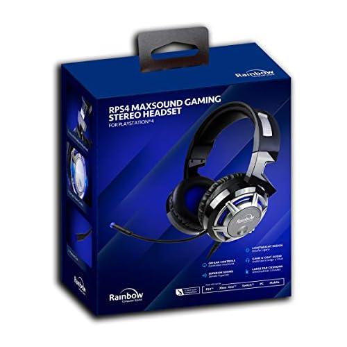 chollos oferta descuentos barato Générique RPS4 Maxsound Auriculares estéreo para Juegos