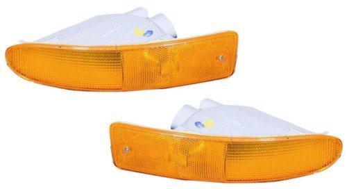 Mitsubishi Eclipse Replacement Turn Signal Light Assembly - 1-Pair