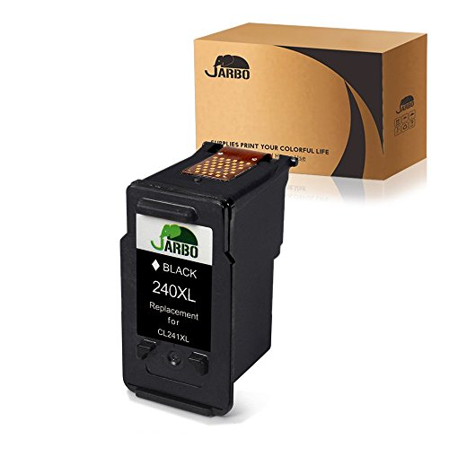 JARBO Remanufactured for Canon PG-240XL Canon 240 XL Black Ink Cartridge, 1 Pack, Use for Canon Pixma MX472 MX452 MX532 MX432 MX512 MG3620 MG3522 MG2120 MG2220 MG3120 MG3220 MG3520 TS5120
