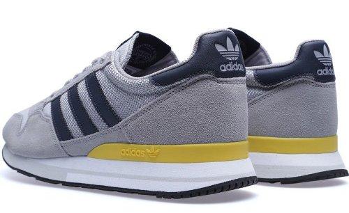 adidas zx 500 grey yellow