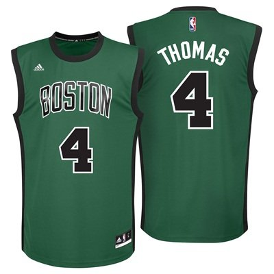 purchase cheap 7881a 46f7e Boston Celtics Alternate Replica Jersey - Isaiah Thomas ...