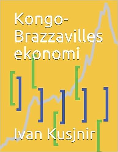 Kongo-Brazzavilles ekonomi
