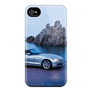 Ideal Mialisabblake Case Cover For Iphone 4/4s(bmw Sport By A Fantastic Coast), Protective Stylish Case