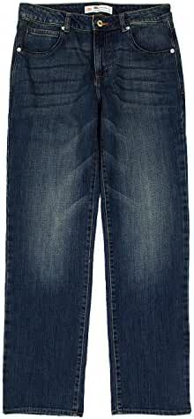 Lee Mens Straight Fit Jeans