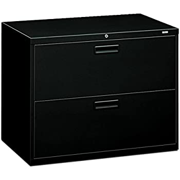 Amazon.com: Alera LF4229BL 2-Drawer Lateral File Cabinet, 42 x 19 ...
