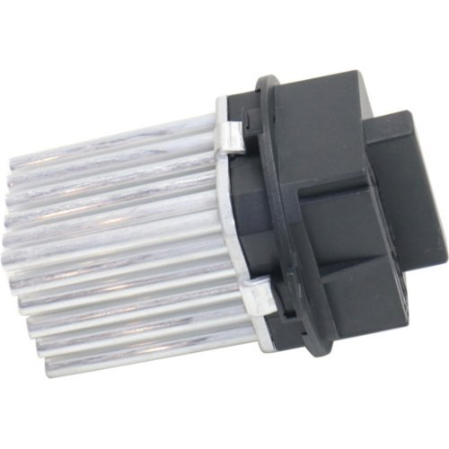 AVALANCHE 2500 02-06 Rear Auxiliary Unit Blower Motor Resistor compatible with GMC GMC Yukon XL 1500 01-06