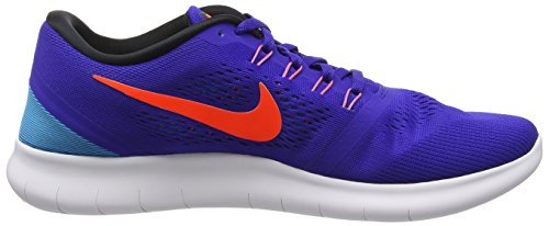 Shoes Running Blue Rn Men NIKE s Total Blue Lagoon Free Crimson Concord Black 4X1nTq
