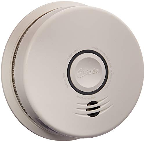 Kidde P4010ACSCO AC Hardwired Combination 1 Carbon Monoxide Photoelectric Smoke Alarm