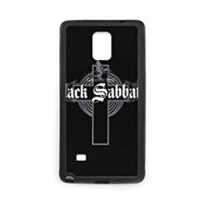 Samsung Galaxy Note 4 Cell Phone Case Black Black Sabbath as a gift W4494958