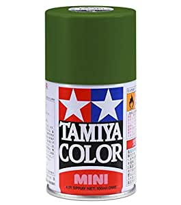 Spray Lacquer TS-70 Olive Drab - 100ml Spray Can 85070