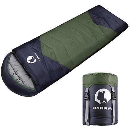 CANWAY Sleeping Bag with