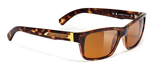 - Rudy Project Ultimatum Demi Turtle Gloss with Brown Lenses