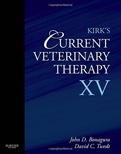 Kirk's Current Veterinary Therapy XV, 1e