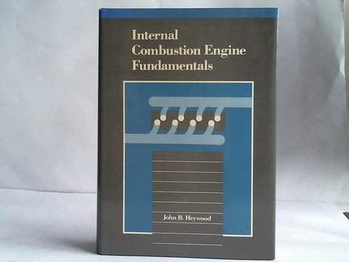 Internal Combustion Engine Fundamentals: Solutions Manual (Engineering Fundamentals Of The Internal Combustion Engine Solutions)