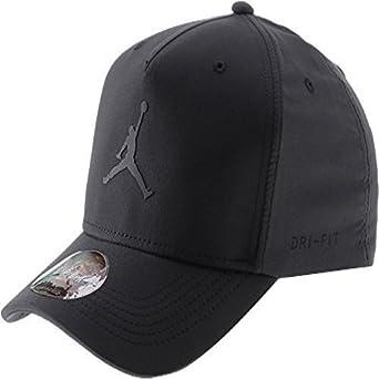 Jordan Classic99 Woven, Gorra, Negro (Black), talla L/XL: Amazon ...