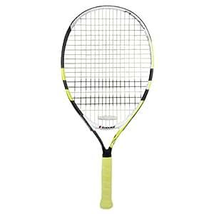 Babolat Nadal JR - Raqueta encordada de tenis, talla 125