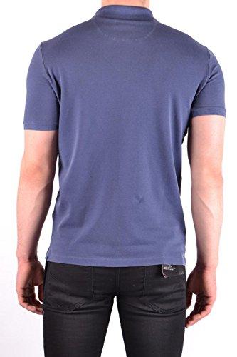 Cotone Polo Uomo Blu Wopol515pg023731 Woolrich wf1q8Yt
