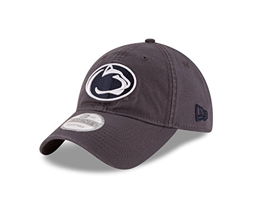 New Era NCAA Unisex NCAA Grayed Shore 9TWENTY Adjustable Cap